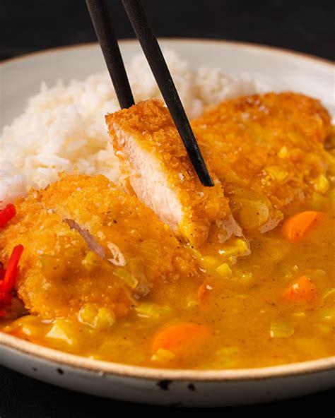 japanese chicken katsu curry marions kitchen