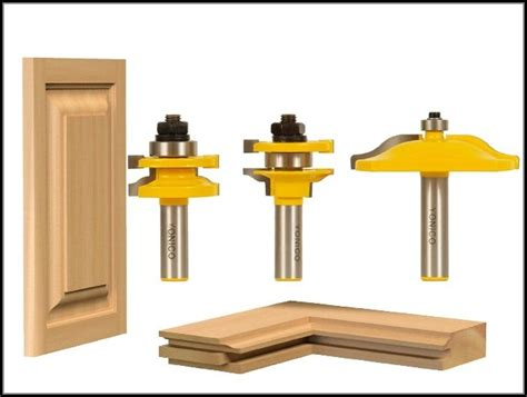 Kitchen Cabinet Door Router Bits Cabinet Router Bit Sets Cabinet Home Decorating Ideas P8md116j1m