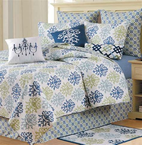 bedding superstore shabby chic blue by c f quilts beddingsuperstore com