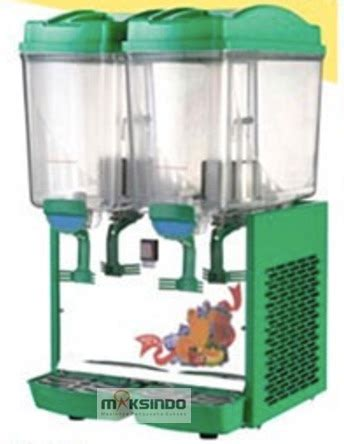 Mesin Juicer Dispenser juice dispenser 2 tabung 17 liter adk17x2 toko mesin