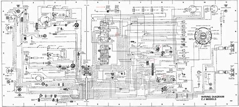 1984 Jeep Cj7 Wiring Diagram jeep cj7 fuel wiring jeep free engine image for