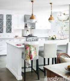 Hicks Pendant Knockoff silestone lagoon transitional kitchen house beautiful