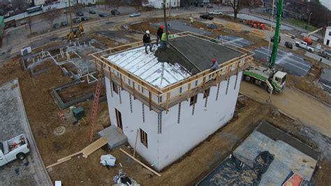lite deck icf roof system concrete deck forms liteform