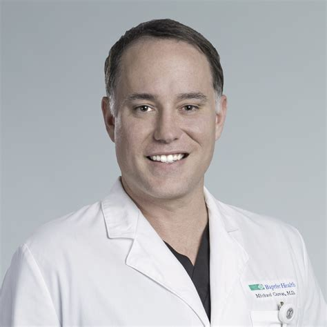 Dr. Michael Carson   Baptist Health