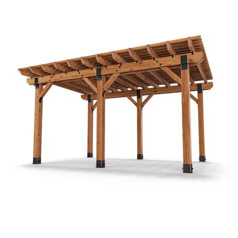 pergola rafter brackets outdoor goods