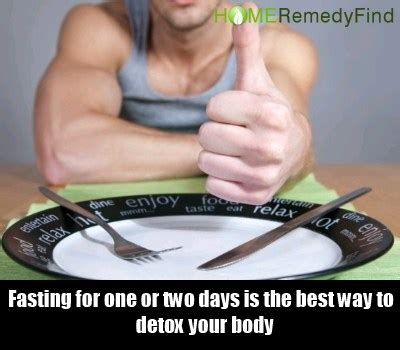 Fasting A Way To Detox by 28 Ways To Detox The Diy Find Home Remedies