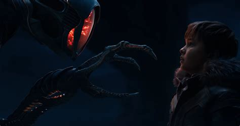 Lost In Space lost in space is back robot and everything in new