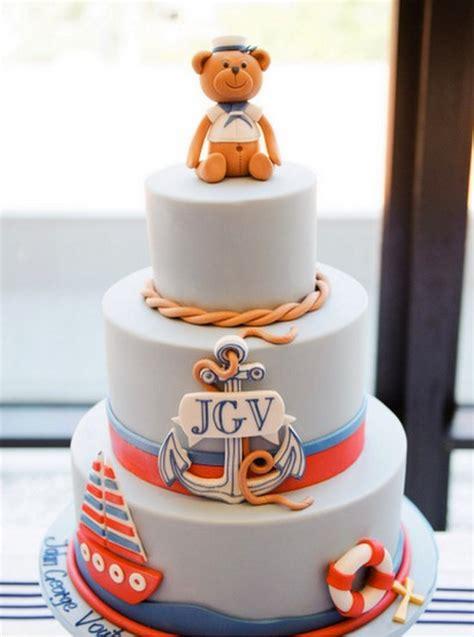 Nautical Theme Birthday Party - nautical theme christening boat and sea baptsim