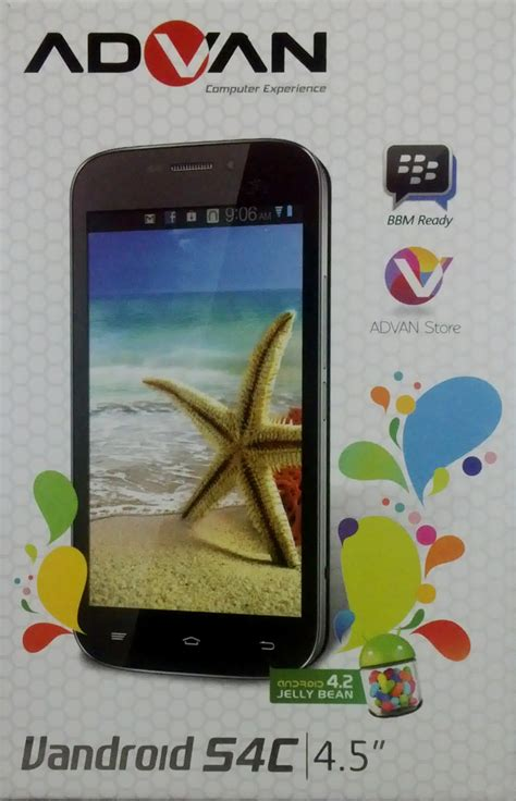 Casing Hp Advan S4c Jual Android Advan S4c Layar 4 5 Inch Davine Mobile