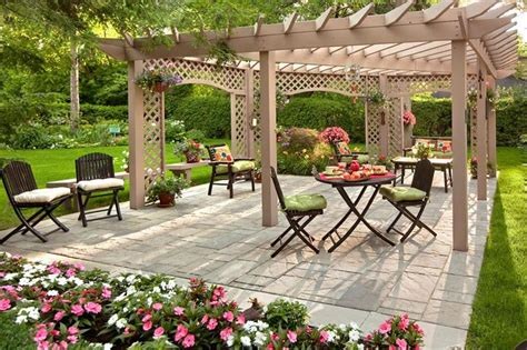 beautiful backyard patios 24 beautiful backyard landscape design ideas page 4 of 5
