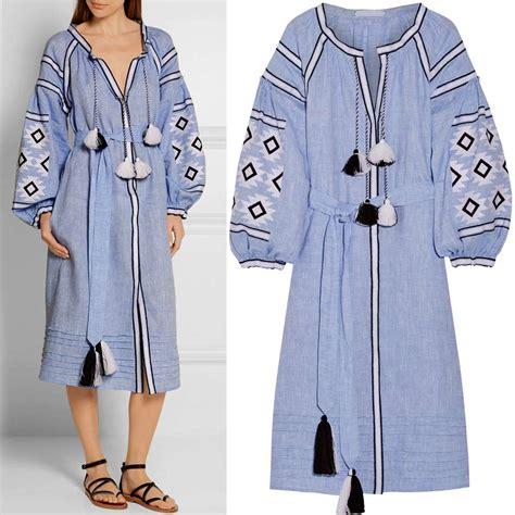 vintage pattern tassel dress online buy wholesale fringe clothing from china fringe