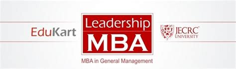 Leadership Mba by Leadership Mba Program To Develop The Leaders Of Tomorrow