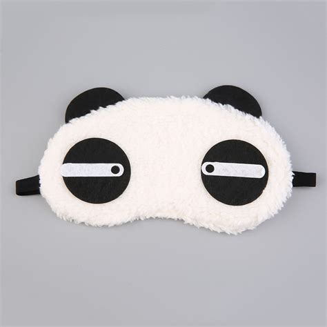 Panda Sleeping Mask panda sleeping eye mask blindfold shade