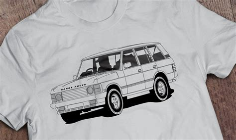 range rover vector illustration range rover creative surge