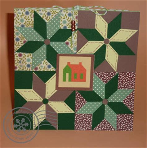 Patchwork Paper - the papercraft post hooray for paper patchwork