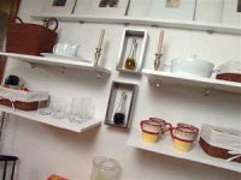 clever kitchen ideas clever kitchen ideas open shelves hgtv