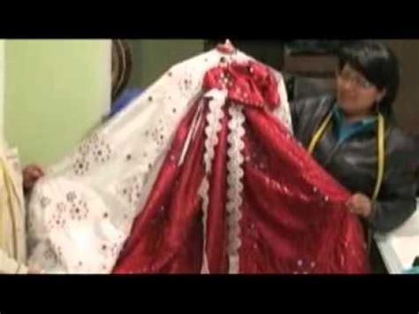 imagenes del vestido de la virgen de guadalupe hermosos trajes se confeccionan para la virgen de el cisne