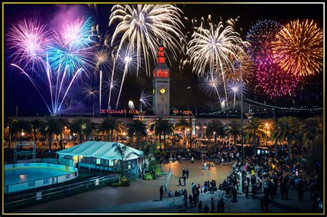 new years day events san francisco new year s 2017 fireworks gala on the embarcadero