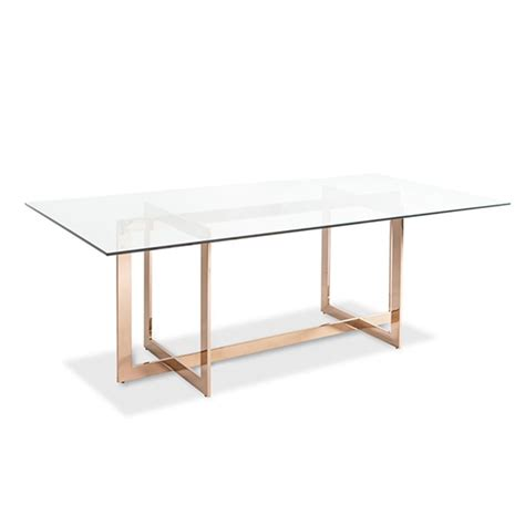 glass top dining table 17 best ideas about glass top dining table on