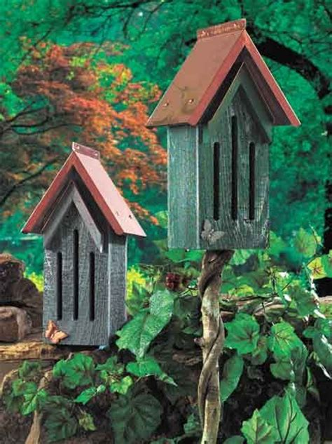 butterfly houses woodworking projects plans