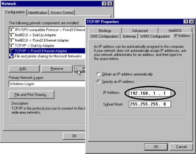 Email Ip Address Kb00022607 Identifying The Mailtraq Server S Ip Address In The Mailtraq Email Server