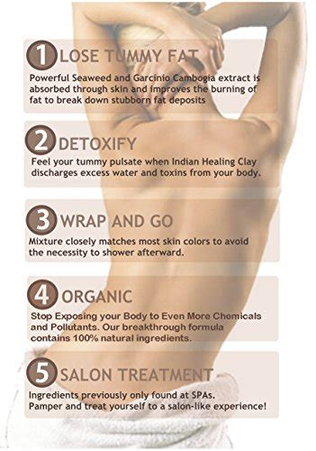 Detox Wrap Benefits by Diy Wrap Spa Formula For Home Use Seaweed Healing