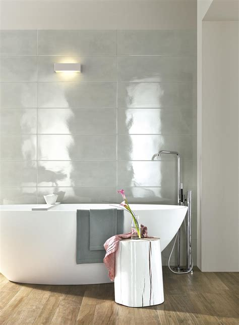 Handmade Bathroom Tiles - handmade collection gloss effect bathroom walls ragno