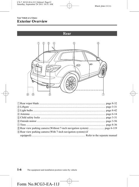 free download parts manuals 2012 mazda cx 7 seat position control 2012 mazda cx 7 crossover suv owners manual provided by naples mazda