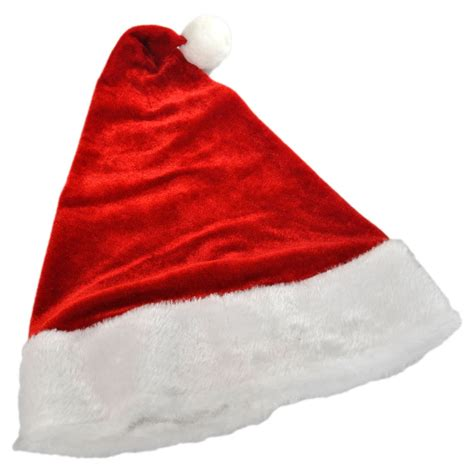 jacobson velvet santa hat novelty hats view all