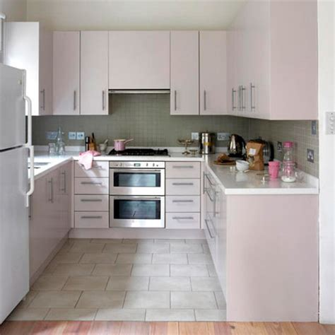 Light Pink Kitchen Pink Kitchens