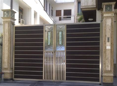 stainless steel gate call 91 8510070061