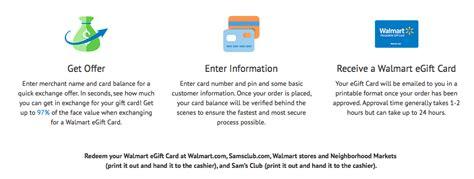 Walmart E Gift Card Balance - easy way to turn unwanted gift cards into walmart egift cards points miles martinis