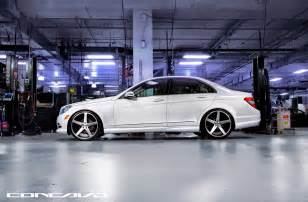 Mercedes C300 Wheels Mercedes W204 C300 On 20 Quot Cw 5 Concavo Wheels