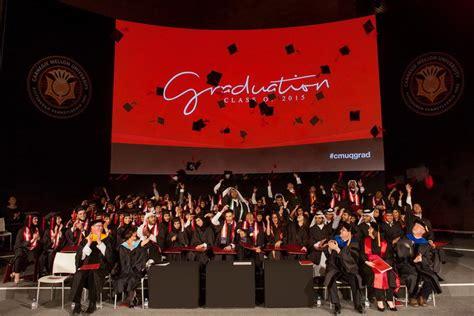Carnegie Mellon Mba Graduation Day by Carnegie Mellon In Qatar Graduates Largest