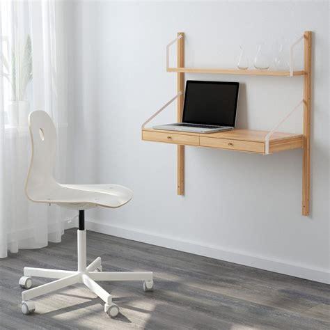 bureau gain de place design
