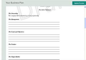 Business Plan Free Templates 10 Free Business Plan Templates For Startups Wisetoast