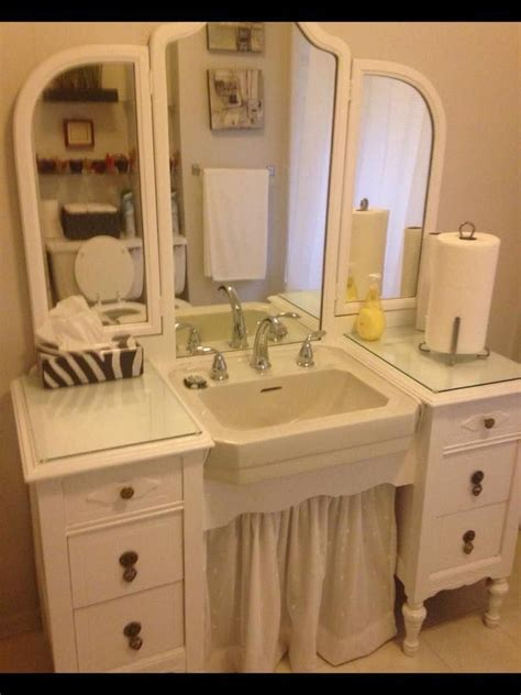 dresser made into bathroom vanity 1000 ideas about vanity on vanities