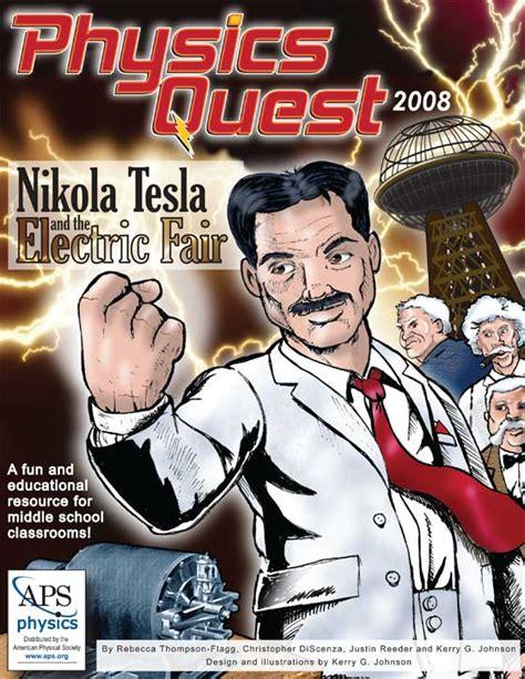 Tesla Novel Nikola Tesla And The Electric Fair