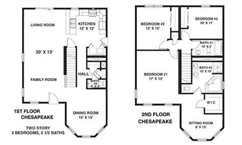 chesapeake floor plan the chesapeake fuller modular homes