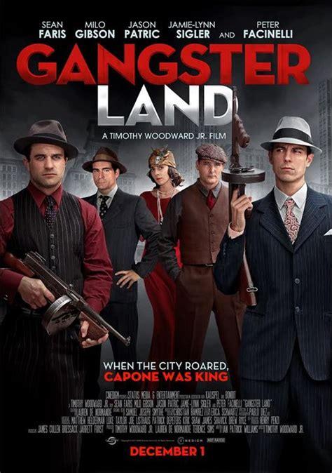 gangster squad film complet vf affiche du film gangster land affiche 1 sur 1 allocin 233