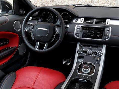 Evoque Coupe Interior by Lease A Range Rover And Get Set For An Adventure