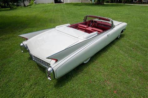 1960 cadillac eldorado convertible 1960 cadillac eldorado biarritz convertible heacock