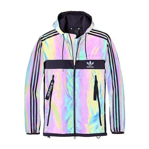 Jaket Adidas 3 Colour adidas xeno windbreaker jacket multicolour black ap1729