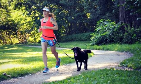 running with dogs tips for running with your