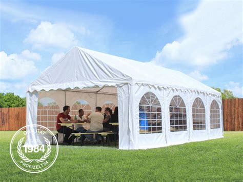pavillon 6x6 meter partyzelte pavillon kaufen profizelt24