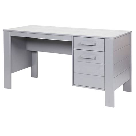 Buy Cheap Solid Wood Computer Desk Compare Office Gray Office Desk