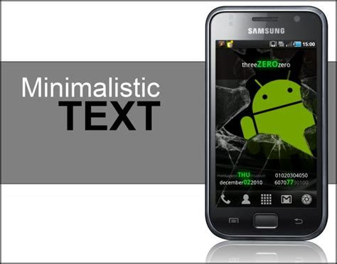 android themes on xda android minimalist theme xda
