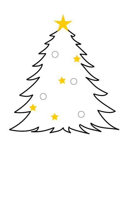 cartoon christmas tree clipart best