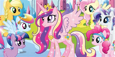 My Little Pony: Adventures in the Crystal Empire Clips