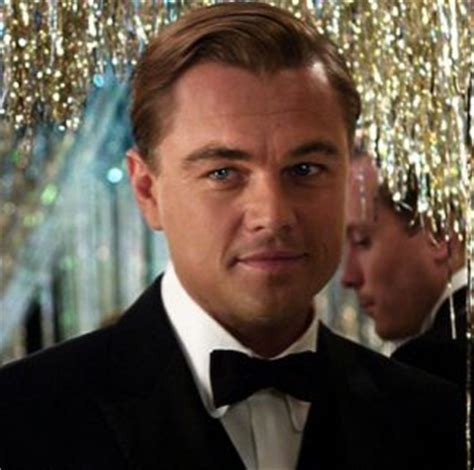 leonardo dicaprio gatsby hairstyle finding celebs hairstyles for men to mimic